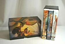MTG Magic the Gathering 3 Vol Slip-Case Time Spiral Cycle PB Book Set McGough