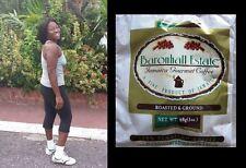 6 Lot Filter Sachet Sachets 100% Baronhall Estate Jamaica Gourmet Ground Coffee