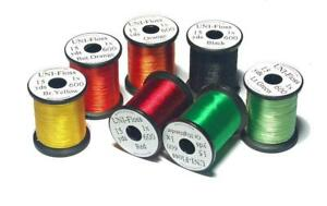 Uni-Floss   Single Strand Floss   Choice of Colours   Fly Tying Materials