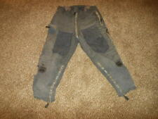 WW2 German Luftwaffe ELECTRICALLY HEATED Pilot Channel Pants - NICE!