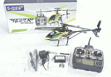 s-idee V912 ferngesteuerter Hubschrauber Helikopter 2,4Ghz 4.5 Kanal Heli 01141