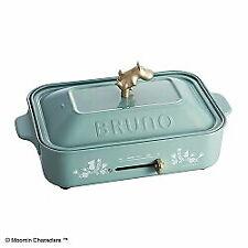 BRUNO Compact Hot Plate BOE -21 Moomin Japan Domestic AC:100