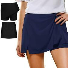 LADIES SKORT SKIRT OUTER AND BASE LAYER SHORTS LADIES PE UNIFORM SCHOOL SPORTS
