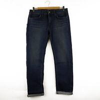 Calvin Klein Women's Slim Boyfriend Jeans, Size 4, Inkwell