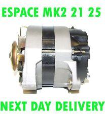 RENAULT ESPACE MK2 21 25 2.0 2.1 2.2 1984 1985 1986 1987>1996 rmfd Alternador