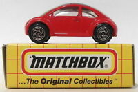 Matchbox Appx 1/64 Scale Diecast MB49 - VW Concept Car - Red/Black