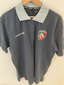 Leicester Tigers Kooga XL Polo Shirt
