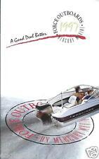 Boat Motor Brochure - Force - Mercury Marine - Outboard Product Line 1997 (SH45)