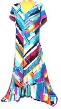 plus sz S / 16 TS TAKING SHAPE Calypso Dress stunning soft stretch NWT rrp$130!