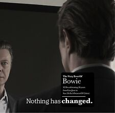 DAVID BOWIE - NOTHING HAS CHANGED (THE BEST OF DAVID BOWIE) 3 CD NEUF