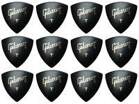 Gibson Plektrum Wedge Thin 12 Stück