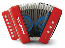 Hohner Kids Toy Accordion - Red UC102R