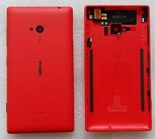 Akku Deckel Cover Gehäuse Rückschale Schale Backcover Rot für Nokia Lumia 720