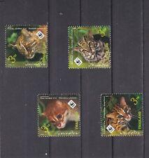 Thailand 2011 - MNH - Dieren / Animals (Wild Cats) WWF/WNF