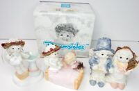 (LOT OF 15) DREAMSICLES CHERUB ANGEL FIGURINES COLLECTIBLES in original boxes
