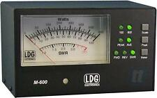 LDG Optional M-600 Meter for LDG AT-600ProII - Authorized USA LDG Dealer