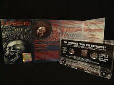 THE EXPLOITED Beat The Bastards / 1996 / MC CASSETTE