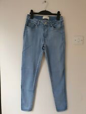 Pieces Jeans, M/L, mid rise, skinny