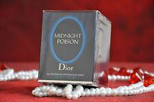 Christian Dior Midnight Poison Eau De Parfum 30ml RARE