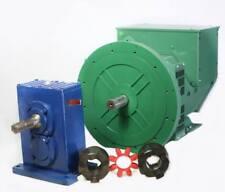Generator Alternator Head LTP 12.8KW 1Phase 2Bearing 120/240 Volts Industrial