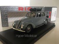 RIO- MODELS 1/43 Fiat 6C 1500 Gasogeno 1935 Grey Art. RIO4571