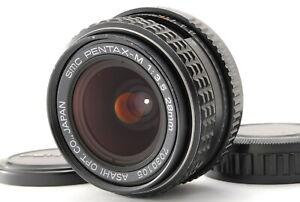 Opt MINT/ PENTAX smc PENTAX-M 28mm F3.5 Lens from Japan #0932