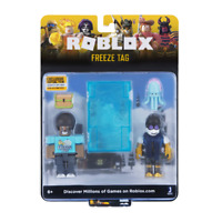 SEALED ROBLOX Celebrity Figure Accessory Virtual CODE FREEZE TAG Core Pack