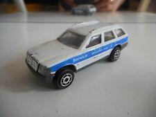 """Majorette Mercedes 300 TE """"Service"""" in White/Blue"""