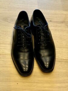 Grenson Masterpiece Black Men's Dress Shoes Size 7.5 US 7 UK