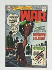 Star Spangled War Stories 151 low to mid Grade Key Comic Book First Appearance