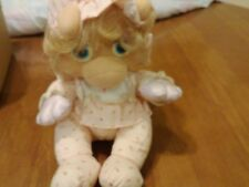 Vintage 1984 Pampers Promo Muppet Babies Baby Miss Piggy Softy Softies