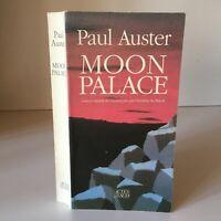 Paul Auster Moon Palace Novela Actes Sud 1990