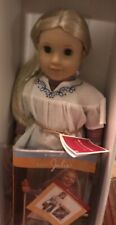 American Girl Julie Albright 2008 Doll with Original Box and Book