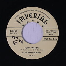 DAVE BARTHOLOMEW: Four Winds 45 Hear! (dj, #ol) Blues & R&B