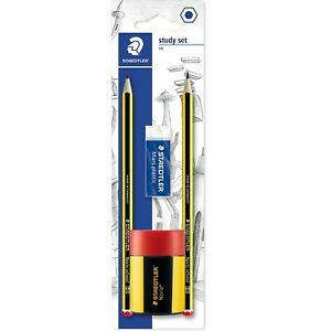 STAEDTLER – NORIS STUDY SET - For every stationery need - Fast & Free Delivery