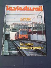 vie du rail 1984 1971 BELLEGARDE DIVONNES BAINS CHEVRY PERON FARGES ERMONT