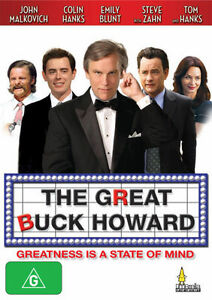 The Great Buck Howard (DVD, 2011)  BRAND NEW SEALED R4 Australia Free Shipping
