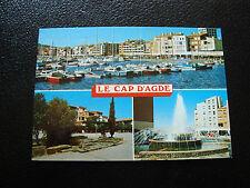 FRANCE - carte postale - le cap d agde (cy25) french