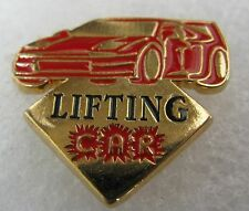 Pin's Voiture Rouge LIFTING Car #803
