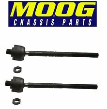 For Mercedes W203 W215 W220 C230 S500 Set of 2 Front Inner Tie Rod Ends Moog