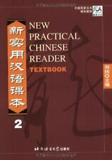 New Practical Chinese Reader: Textbook 2: Text Book v. 2 By Jerry Schmidt