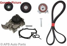 Opel Vauxhall Astra Corsa Zafira Timing Belt Tensioner Pulley Water Pump Kit New