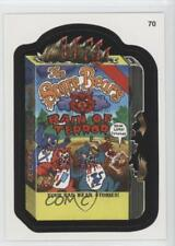 2008 Topps Wacky Packages Flashback 2 Black Border #70 The Scare Bears Card 2u6