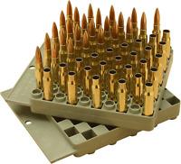Loading Tray Reloading Universal MTM Case Gard Block Ammo Plastic Shot Holder