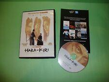 Hara-Kiri: Death of a Samurai (DVD, 2013)