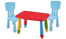 Tische Und Stühle Set Aus Kunststoff Für Kinder