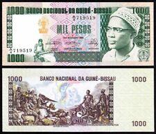 GUINEA BISSAU (1978) 1000 Pesos P-8b UNC