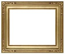 20 x 24 Arts & Crafts Style Picture Frame Hand Applied Gold Leaf Beauty