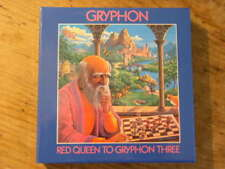 """Gryphon: """"Red Queen To"""" Japan Mini-LP Promo Box [no cd yes gentle giant QH2"""