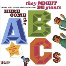 FLIPSIDE HERE COMES THE ABCS CD/DVD SET BY (Set of 6) by